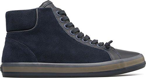 K300055-007.Sneaker alta Andratx.Blu.44
