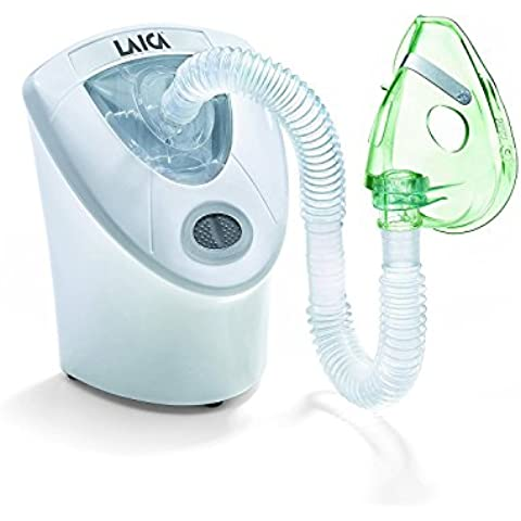 Laica MD6026 inhalator - inhalators (150 x 116 x 97 mm, 93/42/EEC)