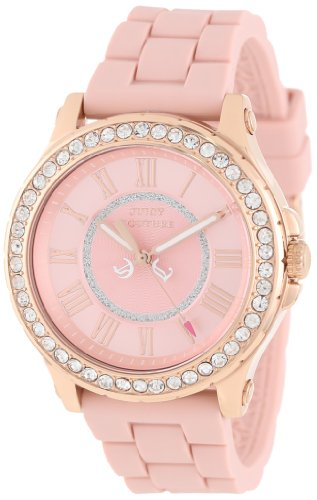 Juicy Couture 1901054 - Orologio da polso da donna