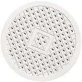 Rayen 2331 - Alfombrilla antideslizante para fregadero, de caucho, con diámetro de 32 cm