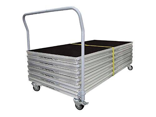 Transportsystem für Bühnenelemente