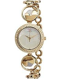 Titan Raga Analog Mother of Pearl Dial Women's Watch -NM2539BM01 / NL2539BM01