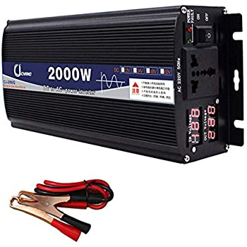 Shiwaki 2 STK DC 12V Auto Digital Voltmeter Batterie Spannungsmesser