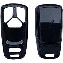 CK + AUDI ABS Case per Auto–Chiave Keyless–Copertura Plastica Key Cover Case Etui per A3S3A4A5A6A7A8Q2Q3Q5Q7TT RS R8