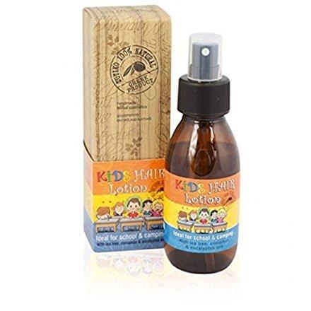 100% natürliche Haarlotion für Kinder/100ml Natural Kids Hair Lotion /100ml