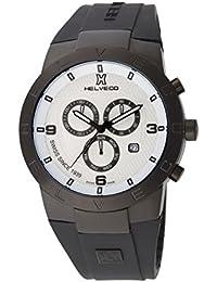 Helveco H01852AAN - Reloj , correa de goma color negro
