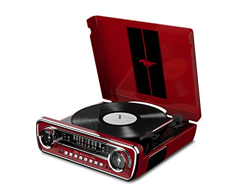 ion-audio-mustang-lp-retro-1965-ford-4-in-1-belt-drive-turntable-red