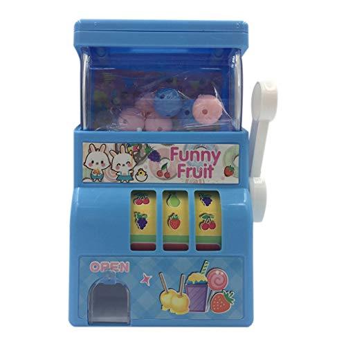 Mitlfuny Kinder Erwachsene Entwicklung Lernspielzeug Bildung Spielzeug Gute Geschenke,Mini Doll Lucky Jackpot Slot Machine Kinder Party Lernspielzeug für Baby