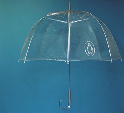 Umbrella: Bubble (Clear)