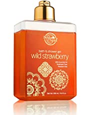 Body Cupid Wild Strawberry Shower Gel No Sulphate and Para