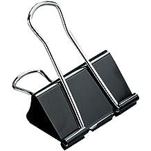 Safetool Boîte de 12 pinces double clip largeur 24mm capacité 8mm