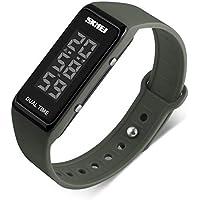 WULIFANG Fashion Casual Sport LED Digitaluhr Multifunktionalen Elektronischen Uhr
