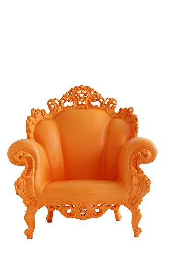 Magis Proust Sillón 90x 104x 105cm, Color Naranja Mate