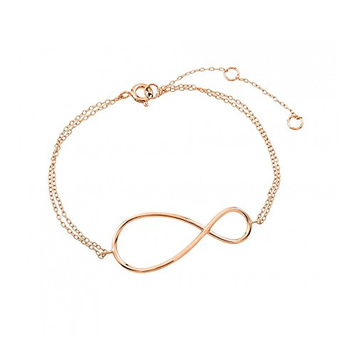 rose-gold-beschichtet-sterling-silber-exaggerated-infinity-sign-armkette