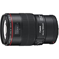 Canon EF 100mm f/2.8L Macro IS USM Macro Lens