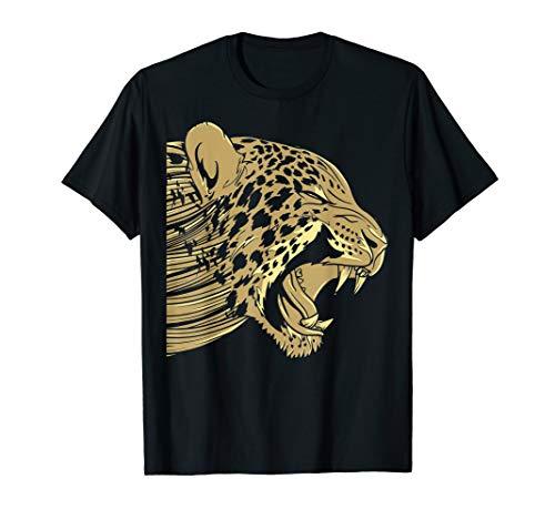 Lion Kostüm Herren - Roaring Lion Kostüm Lustiges Tier Halloween Gift T-Shirt