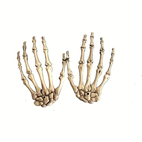 Handschellen für Halloween Party Horror Dekoration im Spukhaus oder geheimen Raum 1PC