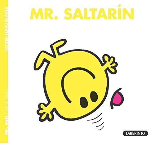 Portada del libro MR. SALTARÍN (Mr. Men y Little Miss)