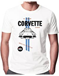 Next Weeks Washing Corvette Men's Fashion Quality Heavyweight T-Shirt.