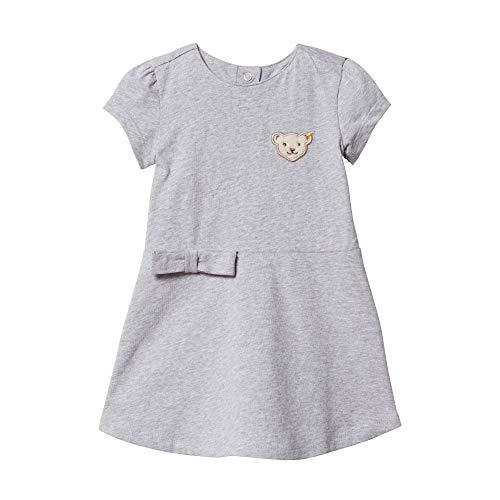 Steiff Baby-Mädchen Kleid, Grau (Gray Violet 9008), 68