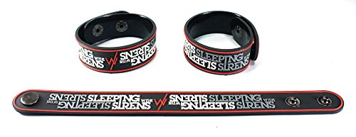 Sleeping With Sirens nuovo. Bracciale SWS 202 N