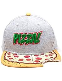 Teenage Mutant Ninja Turtles Pizza - with Cut Out Snapback-Cap multicolour