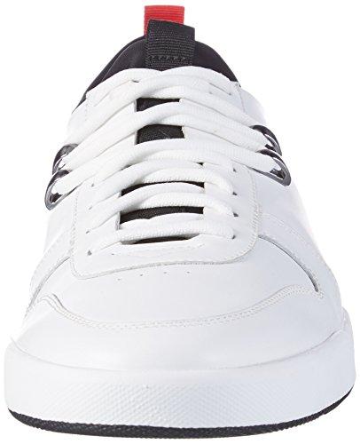 Uomo Bassa bianco Bianco Ginnastica Hugo tenn Scarpe Fusion 01 10199075 ltnp Da AHSAxz
