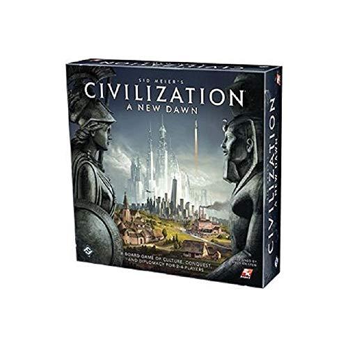Civilization - Ein neues Zeitalter - Grundspiel | DEUTSCH | Neuauflage