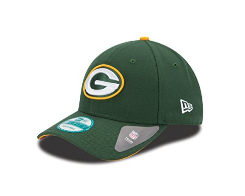 New Era Herren 9Forty Bay Packers Kappe, Grün, OSFA