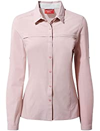 Craghoppers NosiLife Pro Women's Long Sleeved Shirt