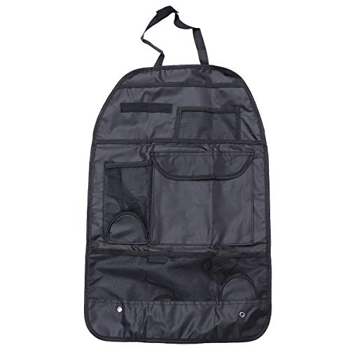 Vosarea Aufbewahrungstasche für Rücksitz, Mehrere Taschen für Auto