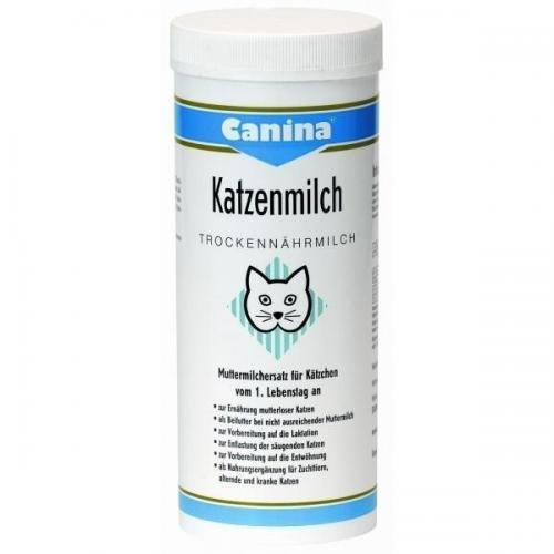 katzeninfo24.de Canina Pharma Katzenmilch 150 g, Katzenleckerli, Katzenfutter