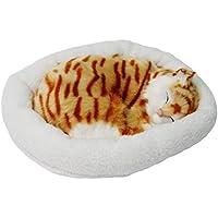 Signstek - Peluche que simula respirar, con cama de lana
