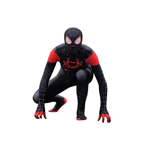 YXIAOL 3D Spider-Man Parallel Universum, Superheld Kostüm, Halloween Party Kleid, Anime Cosplay Kostüm, - Marvel Universum Kostüm