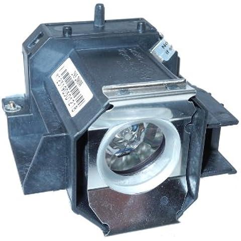 YODN ELPLP39 - Lámpara de repuesto para EPSON EMP-TW700 / EMP-TW1000 / EMP-TW2000 / EMP-TW980 / ELPHC200 / V11H245120 / V11H262120 / V11H289020 / V11H245020MB / PowerLite Pro Cinema 1080 UB / V11H262020 / PowerLite Pro Cinema 810 / V11H244020