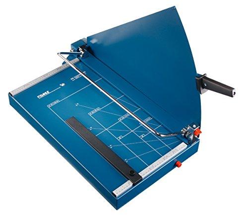 Profi Dahle Papierschneidemaschine (Dahle 517 Hebel-Schneidemaschine (365 x 600 mm, Schnittlänge 550 mm, Schnitthöhe 3,5 mm) 35 Blatt)