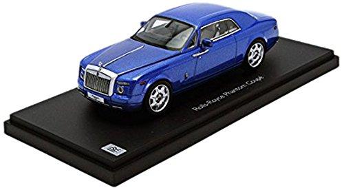 kyosho-5531abl-vehicule-miniature-modele-a-lechelle-rolls-royce-phantom-coupe-echelle-1-43