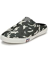 SHOE DAY MEN'S UCB SLIP ON SNEAKERS