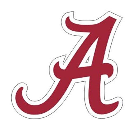 NCAA Alabama Crimson Tide Premium Vinyl Aufkleber Alabama Crimson Tide Laptop