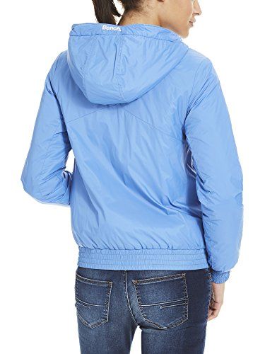 Bench Light Padded Windbreaker, Giacca Donna Blu (Palace Blue Bl11338)