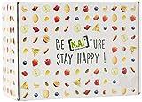 N.A! Boîte Découverte de Toute la Gamme Fruits Sticks Crackers Fruits Croustillants Corn Crackers Mélanges de Graines 1,117 kg