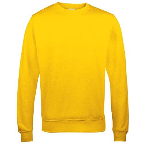 Awdis Hoods AWDis Sweatshirt Gold - Gold