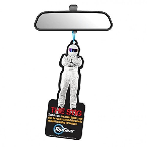 Preisvergleich Produktbild Top Gear Stig Lufterfrischer