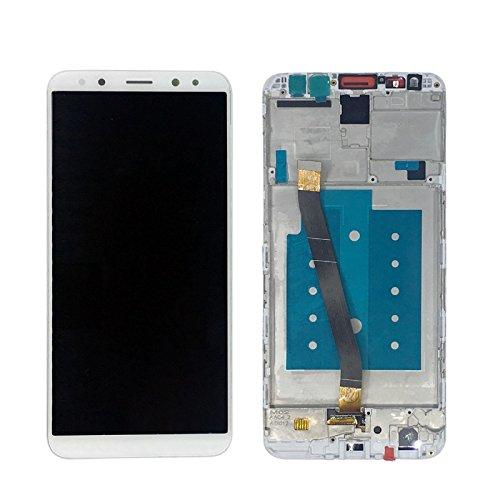 Huawei Mate 10Lite Compatibile unità Display LCD con cornice in bianco + Strumento