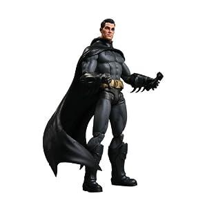 DC BATMAN ARKHAM CITY SERIES 1 BATMAN (INFECTED) ACTION FIGURE 2