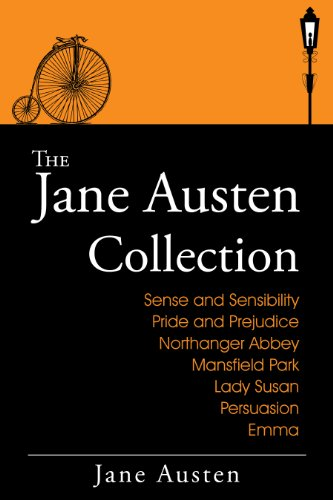 The Jane Austen Collection: The Complete Works (Includes Sense and Sensibility, Pride and Prejudice, Mansfield Park, Emma, Northanger Abbey, Persuasion, Lady Susan & more. Plus Audiobooks)