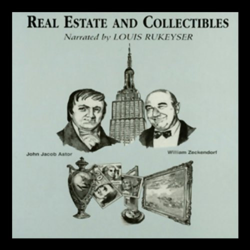 Real Estate and Collectibles  Audiolibri