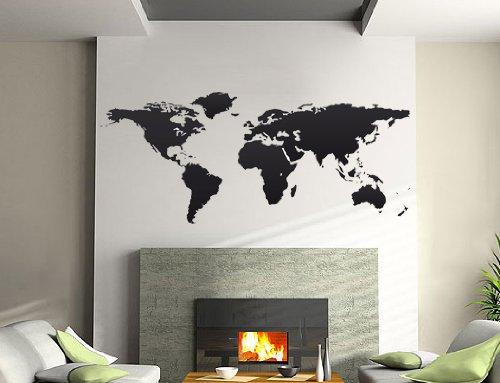 bilderdepot24-adesivo-decorativo-da-parete-motivo-planisfero-144-x-59-cm