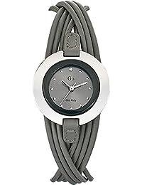 GO Girl Only Damen-Armbanduhr XS Analog Quarz Leder 698117