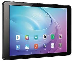 Huawei MediaPad T210.0Pro LTE 25,7cm (10,1pollici) Tablet PC IPS (Qualcomm Snapdragon 615, 2GB RAM, 16GB HDD, Adreno 405(IGP), 4G LTE, Android 5.1+ EMUI 3.1) Nero